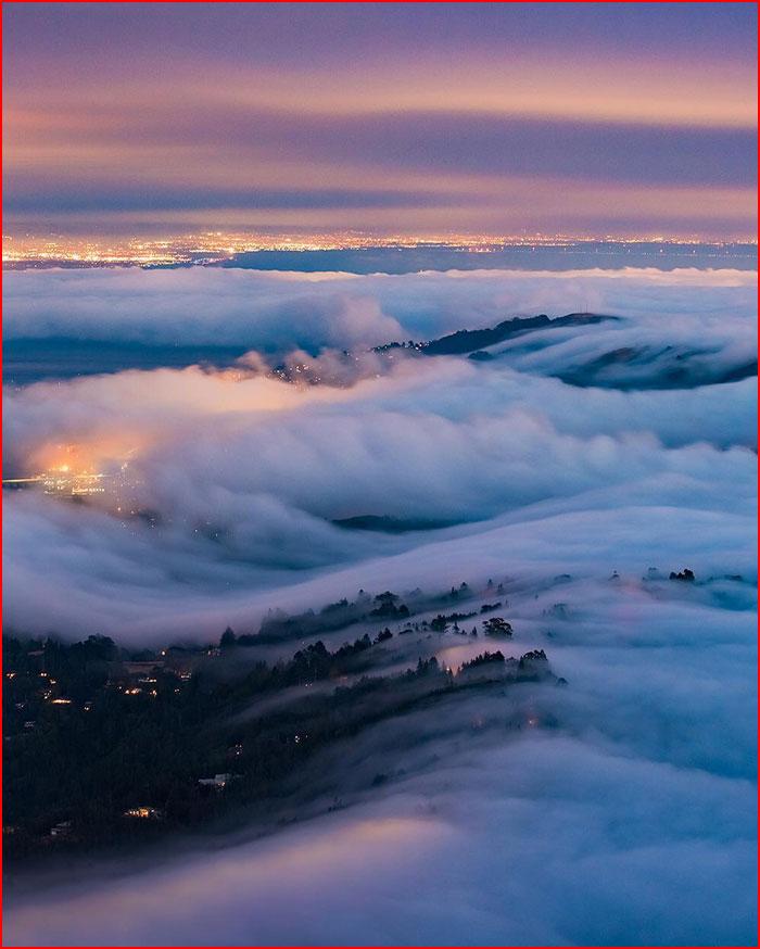 Туманные фотографии Ника Стейнберга  (гей блюсик 19155)