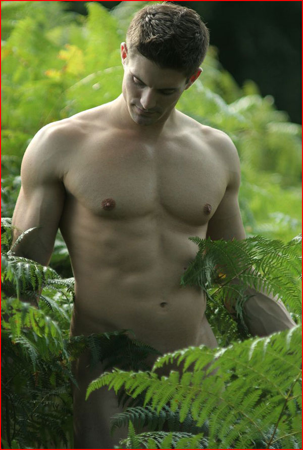 Голые в лесу  (гей блюсик 19163)