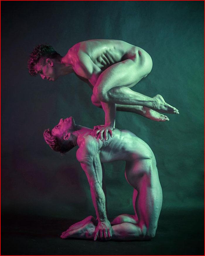 Танцовщик Давиде Зонголи  (гей блюсик 19307)
