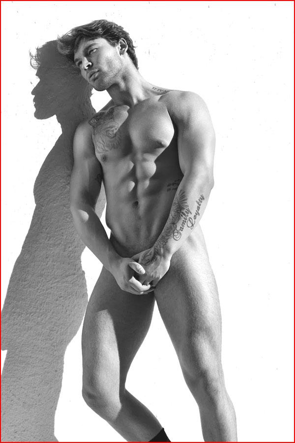 Фотомодель Доминик ДеРоса из Чикаго  (гей блюсик 19391)
