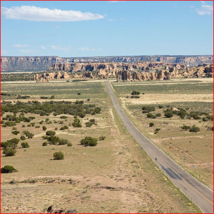 Нью-Мексико - Земля очарования  (гей блюсик 19607)