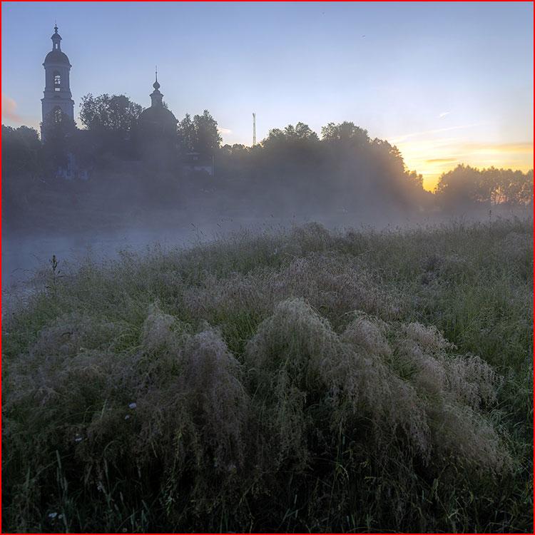 Сиреневые и туман  (гей блюсик 19627)