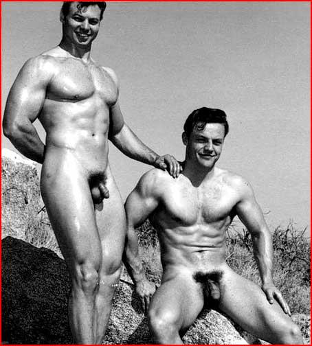 Чёрно-белая эротика  (гей блюсик 1971)