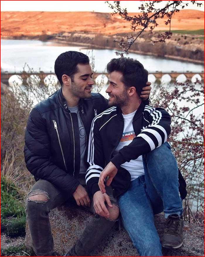 Осенние встречи  (гей блюсик 19831)