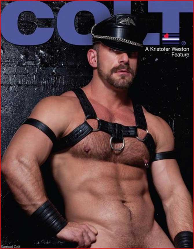 Парни со страниц журнала COLT MEN  (гей блюсик 19867)