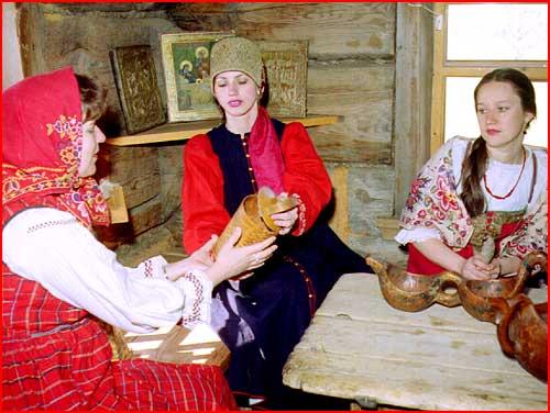 Мы живём в России!  (гей блюсик 1987)