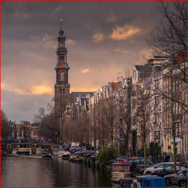 Амстердам от Альберта Дроса (видео)  (гей блюсик 19871)