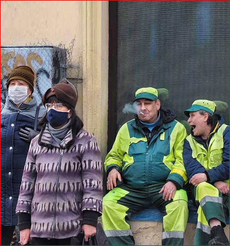 Россия: Люди в фотообъективе Александра Петросяна  (гей блюсик 19959)
