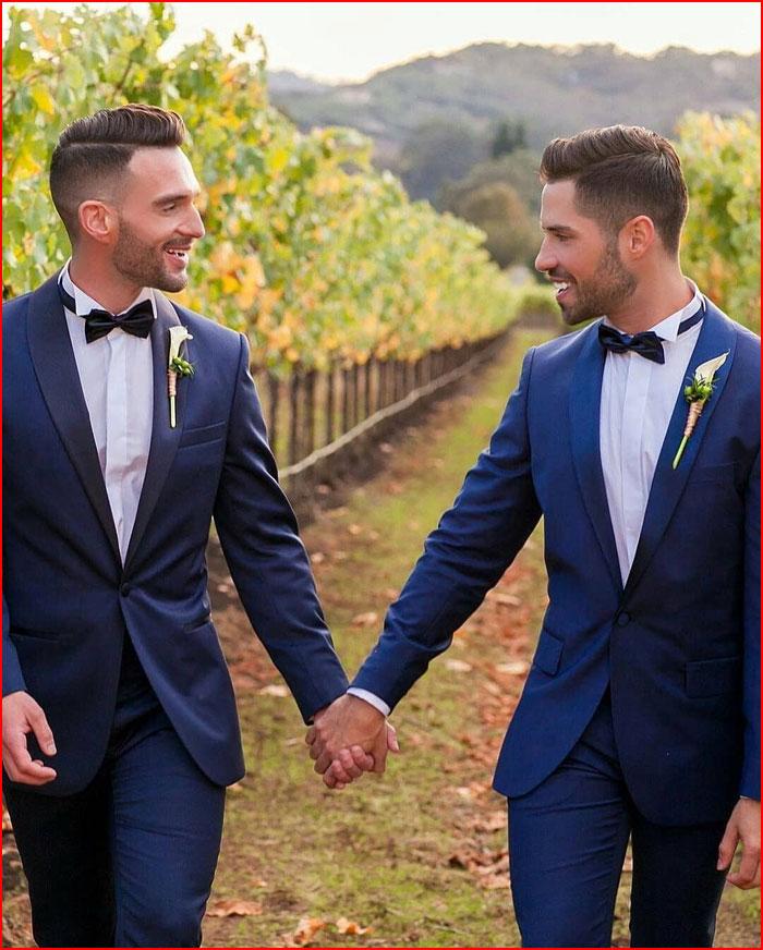 Осенние свадьбы  (гей блюсик 20119)