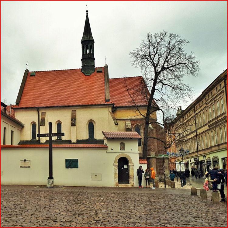 Декабрьский Краков  (гей блюсик 20211)