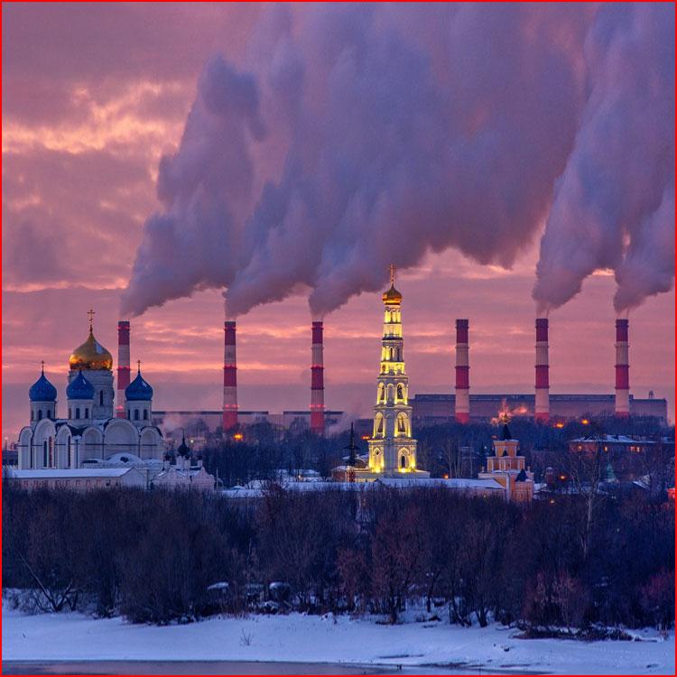 Индустриальные пейзажи  (гей блюсик 20239)
