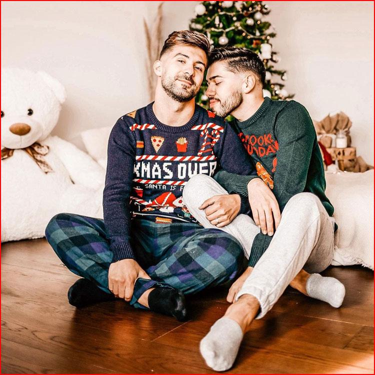 В ожидании праздника  (гей блюсик 20272)