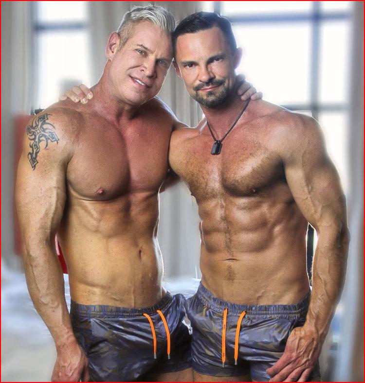 Крепкие мужики  (гей блюсик 20284)
