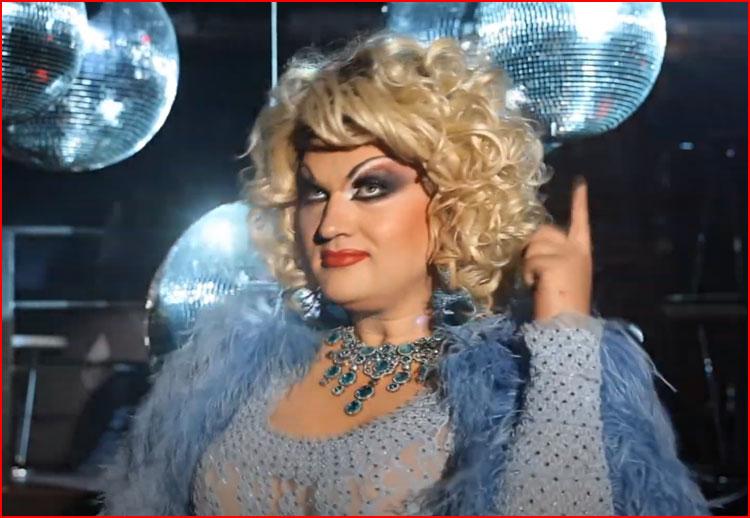 Заза Наполи - Бабушки так любят танцевать (видео)  (гей блюсик 20309)