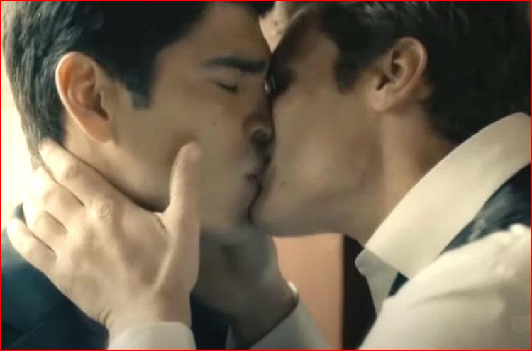 Патрик и Ричи (видео)  (гей блюсик 20416)