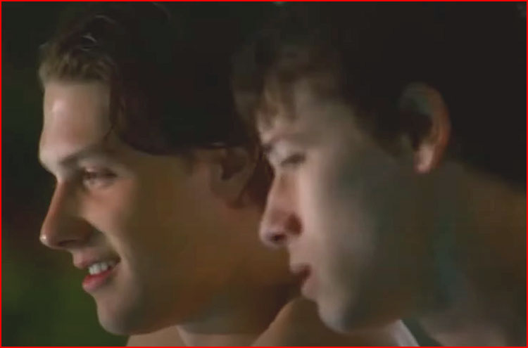 Джонни и Бен (видео)  (гей блюсик 20536)