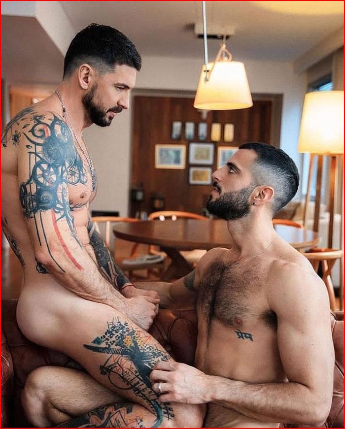 Серьёзные парни  (гей блюсик 20558)