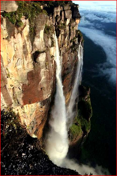 Водопад Анхель  (гей блюсик 2103)