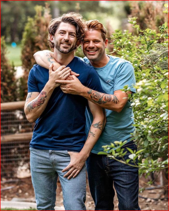 Счастливая пара  (гей блюсик 21235)
