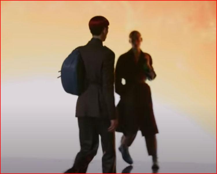 Осенняя мужская мода 2021 от Диор (видео)  (гей блюсик 21256)
