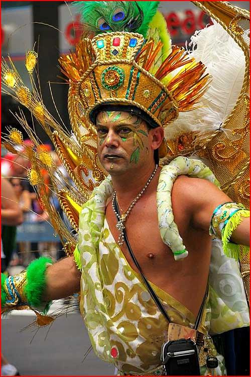 Гей-парадов яркие краски  (гей блюсик 2131)