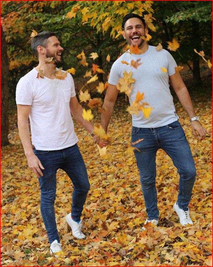 Осень встречаем вместе  (гей блюсик 21319)
