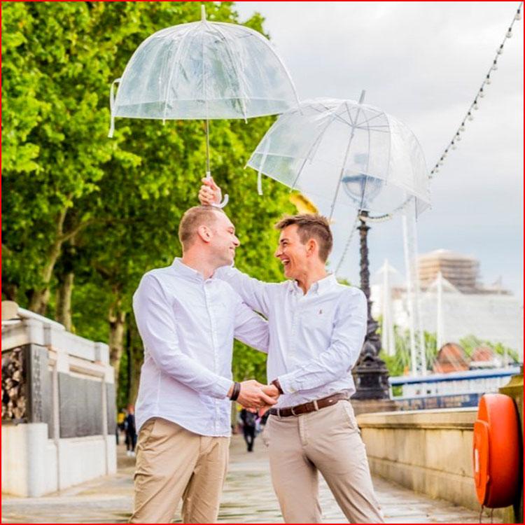 Дождь любви не помеха  (гей блюсик 21339)
