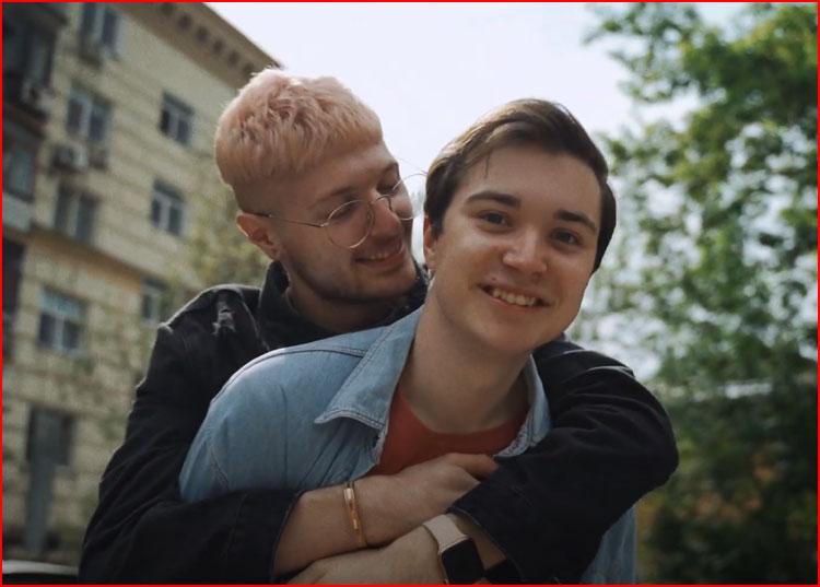 Любить могут все (видео)  (гей блюсик 21340)