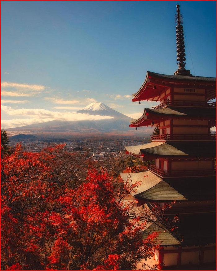 Осень фотохудожника Макико Макото  (гей блюсик 21343)