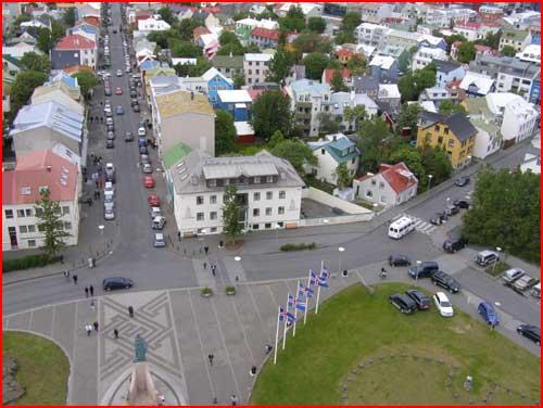 Рейкъявик - самая северная столица  (гей блюсик 2231)