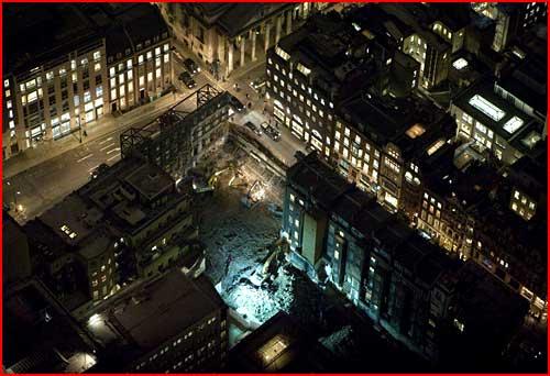 Ночной Лондон  (гей блюсик 2323)