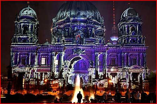 Фестиваль света в Берлине  (гей блюсик 2507)