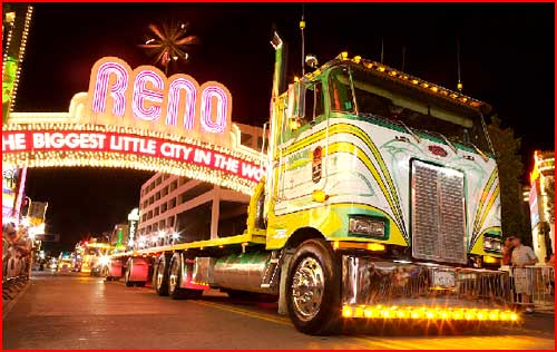 Навороченные грузовики от фотографа Роджера Снайдера  (гей блюсик 2579)
