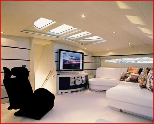 Шикарная яхта  (гей блюсик 2615)