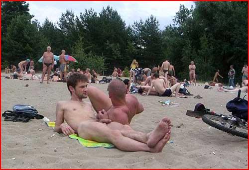 Серебряный пляж секс