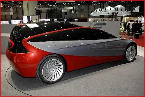 Лучшие машины с выставки в Женеве  (гей блюсик 283)