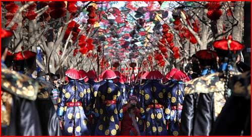 Новый Год в Китае  (гей блюсик 2915)