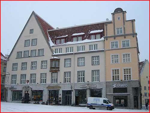 Зима в Таллинне  (гей блюсик 2959)