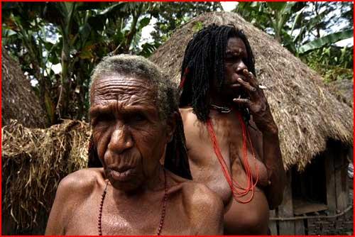 Папуасы Новой Гвинеи  (гей блюсик 3183)