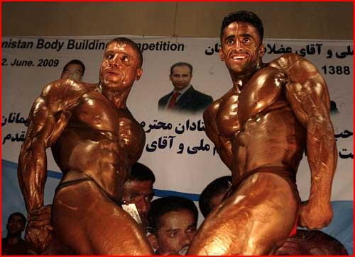 Афганский Мистер мускул  (гей блюсик 3483)