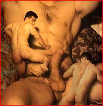 ГнОМИКИ  (гей блюсик 41)