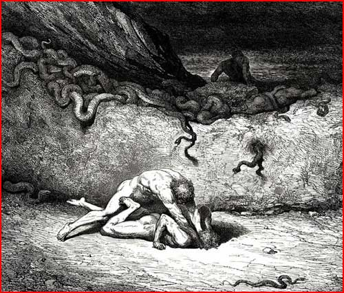 Классические работы Dore Gustave  (гей блюсик 4303)
