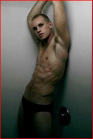 Фотомодель Eric Bunter  (гей блюсик 4618)