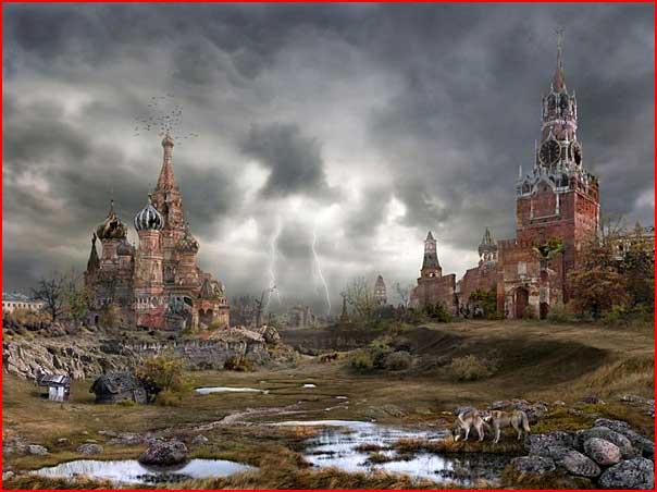 Кремлёвский апокалипсис, 4 времени года  (гей блюсик 4671)
