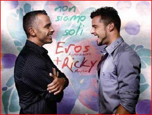 Рикки Мартин: Я - счастливый гомосексуалист