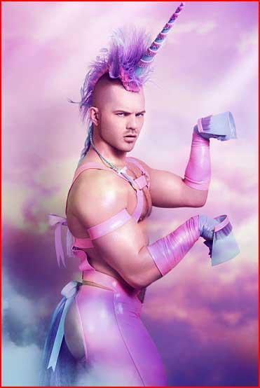 Единорог  (гей блюсик 4739)