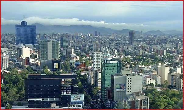 Полёт над Мексикой  (гей блюсик 4763)