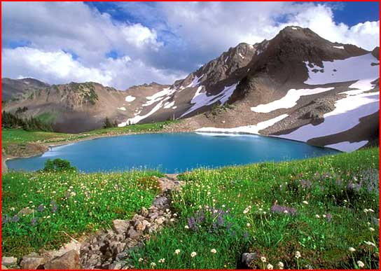 В горах  (гей блюсик 4831)