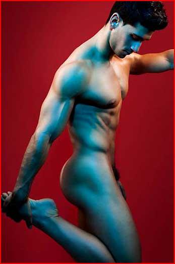 Фотомодель Давид Коста  (гей блюсик 4955)