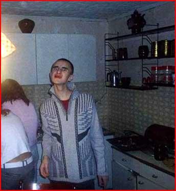 Ну и рожи  (гей блюсик 507)